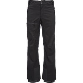 Black Diamond Boundary Line Shell Pants Men, black